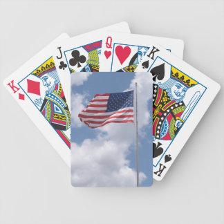 Vereinigte Staaten kennzeichnen Poker Karten