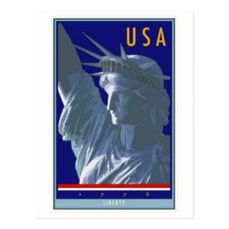 Vereinigte Staaten Postkarte