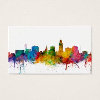"""""""Vereinigte Staaten"""", USA, """"Stadt Skyline"""", Visitenkarte"""