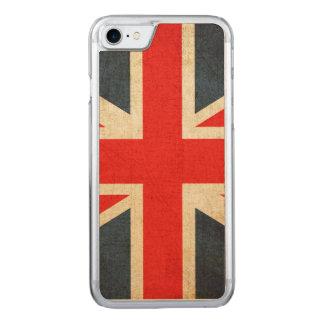 Vereinigtes Königreich Carved iPhone 8/7 Hülle