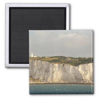Vereinigtes Königreich, Dover. Die berühmten weiße Quadratischer Magnet