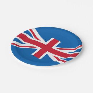 Vereinigtes Königreich Pappteller