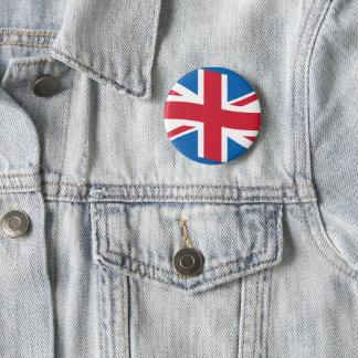 Vereinigtes Königreich Runder Button 5,1 Cm