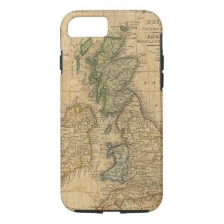 Vereinigtes Königreich von England, von Schottland iPhone 8/7 Hülle