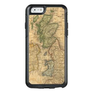 Vereinigtes Königreich von England, von Schottland OtterBox iPhone 6/6s Hülle