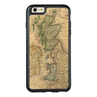 Vereinigtes Königreich von England, von Schottland OtterBox iPhone 6/6s Plus Hülle
