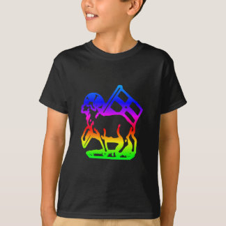 Vereinigtes Moravian Symbol T-Shirt