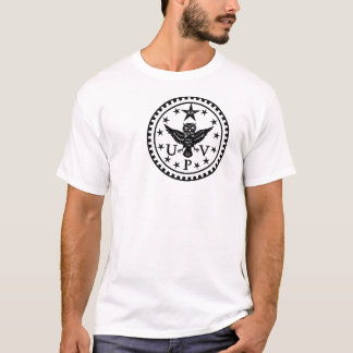 Vereinigtes Party des Vorzug-T-Shirts T-Shirt