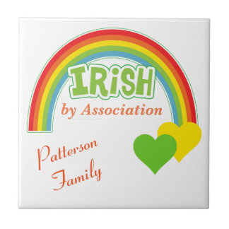 Vereinigung ist irisch keramikfliese