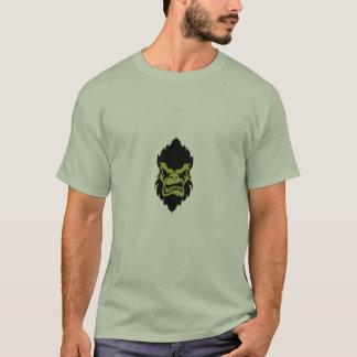 Vereinigung von Sasquatch Suchern, Mangan T-Shirt