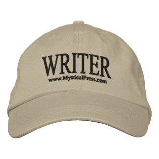 Verfasser-Hut Bestickte Mütze