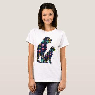 verfolgen Sie Haustier-Liebhabertiere T-Shirt