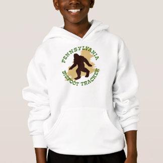 Verfolger Pennsylvanias Bigfoot Hoodie