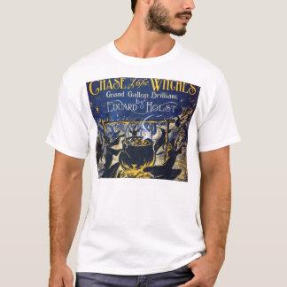 Verfolgung der Hexen T-Shirt