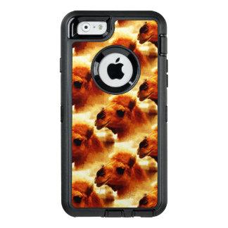 Verführerisches Kamel-Gesicht OtterBox iPhone 6/6s Hülle