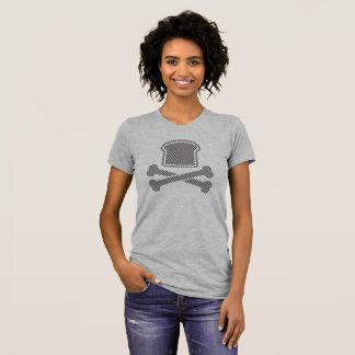 Vergaser gegen Menschlichkeits-Schachbrett-Ausgabe T-Shirt