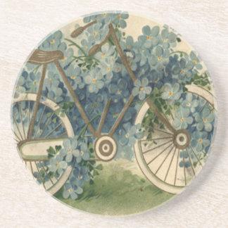 Vergessen Sie mich nicht Fahrrad-Geburtstag Untersetzer