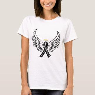 Vergessen Sie nie grundlegenden Sandy-Haken T-Shirt