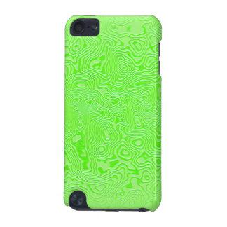 Vergessenes Tier-Grün iPod Touch 5G Hülle