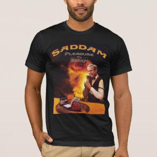 Vergnügen zu brennen T-Shirt