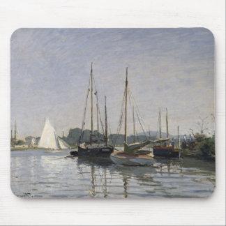 Vergnügungsdampfer Claude Monets |, Argenteuil, Mauspads