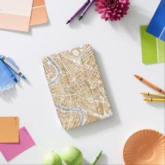 Vergoldete Stadt-Karte von Rom iPad Mini Hülle