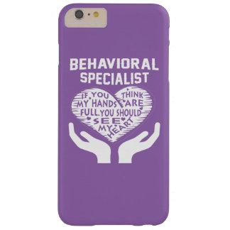 Verhaltensspezialist Barely There iPhone 6 Plus Hülle