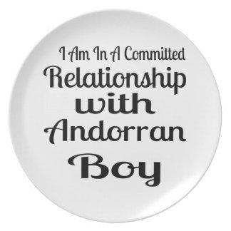 Verhältnis zu AndorranBoy Melaminteller