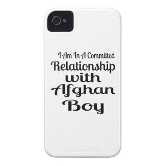 Verhältnis zum afghanischen Jungen iPhone 4 Case-Mate Hülle