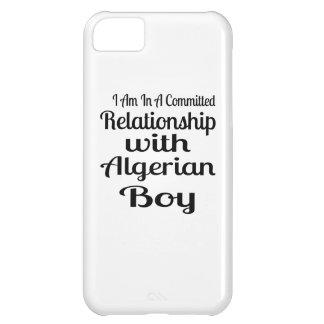 Verhältnis zum algerischen Jungen iPhone 5C Hülle