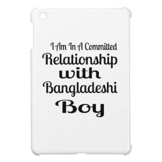 Verhältnis zum bangladeschischen Jungen iPad Mini Hülle