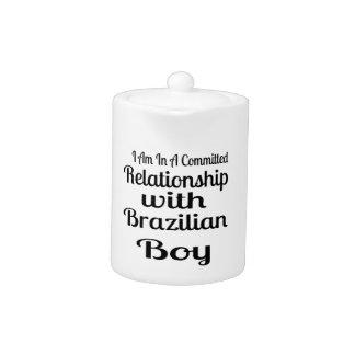 Verhältnis zum brasilianischen Jungen