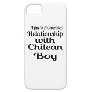 Verhältnis zum chilenischen Jungen Barely There iPhone 5 Hülle