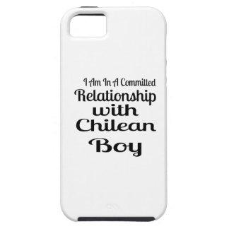 Verhältnis zum chilenischen Jungen Etui Fürs iPhone 5