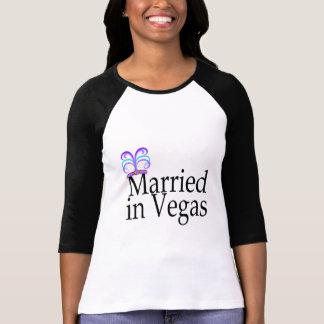 Verheiratet in Vegas T Shirts
