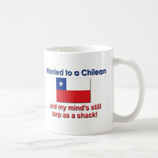 Verheiratet zu einem Chilenen Kaffeetasse