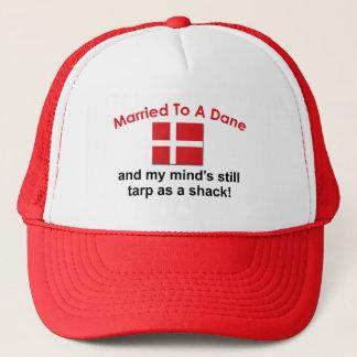 Verheiratet zu einem Dänen Truckerkappe