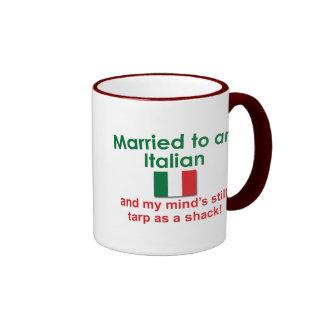Verheiratet zu einem Italiener Kaffeetassen