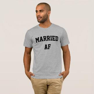 Verheirateter AF T-Shirt
