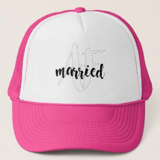 Verheirateter Hut AF (als f*ck) Truckerkappe