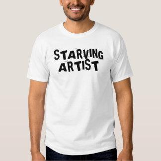 Verhungernder Künstler Shirt