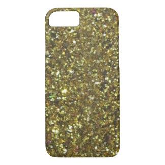 VERKAUF herrlicher GoldGlitter iPhone 7 Fall iPhone 8/7 Hülle
