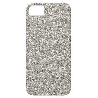 VERKAUF herrlicher silberner Glitter iPhone 5 Fall Schutzhülle Fürs iPhone 5