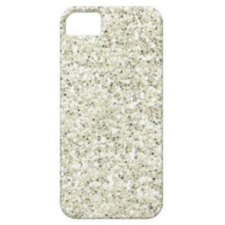 VERKAUF herrlicher weißer Glitter iPhone 5 Kasten Hülle Fürs iPhone 5