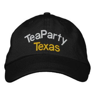 VERKAUF - Ihr Tee Party-Besteuert zum max durch Bestickte Kappe