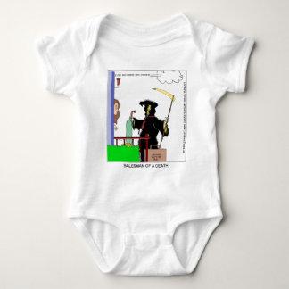 Verkäufer Todesder lustigen Shirts