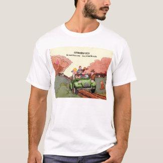 Verkaufsbroschüre Citroen 2CV T-Shirt
