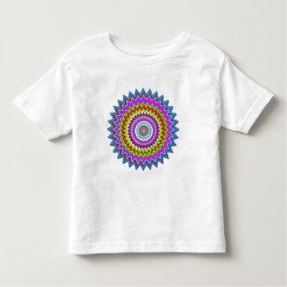 VERKAUFSPREIS: Buntes verrücktes Shirt der RUNDEN