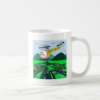Verkehr Lamb-Chopper. Kaffeetasse