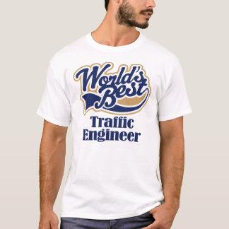 Verkehrs-Ingenieur-Geschenk T-Shirt